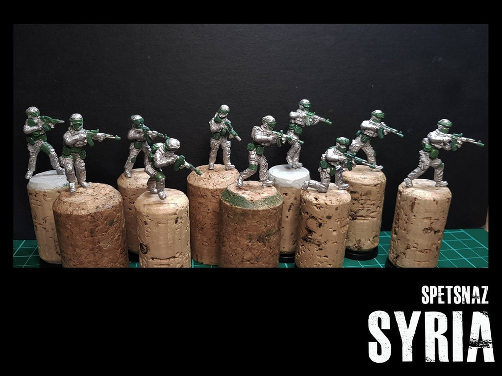 28mm Russian Spetnaz