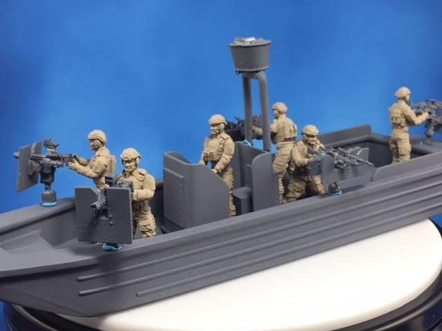 28mm SOC-R Boat