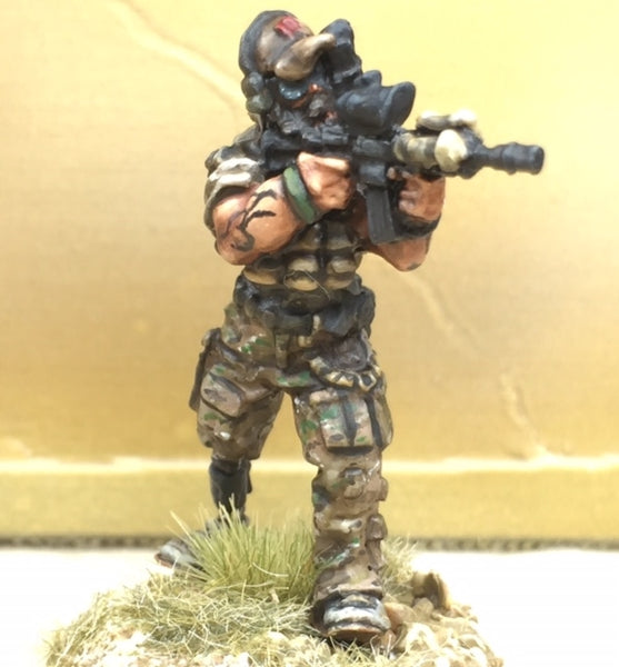 28mm Special Operator with Prosthetic Leg