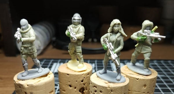 28mm Fighters 5