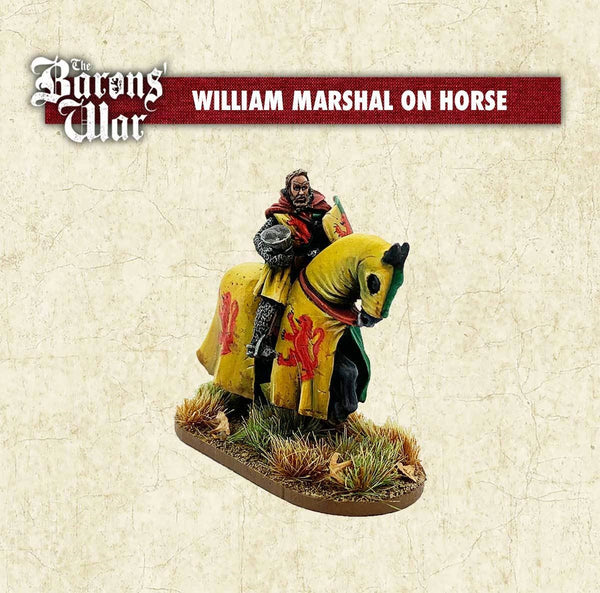 28mm Footsore Miniatures William Marshal