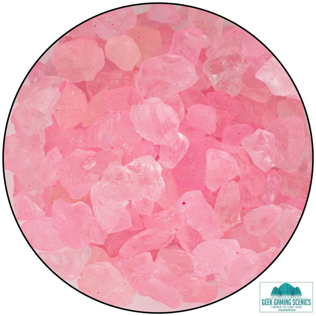 Pink Shards 4-10mm