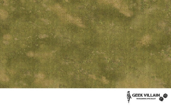 Geek Villain Wargaming Battle Mat 6x4 Autumn