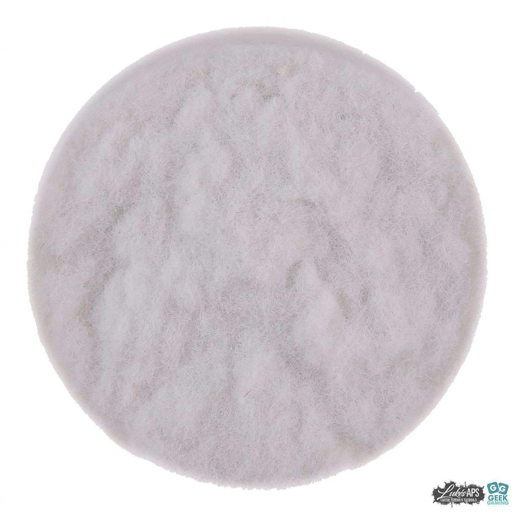 Lukes APS 1mm Snow Static Grass 50g