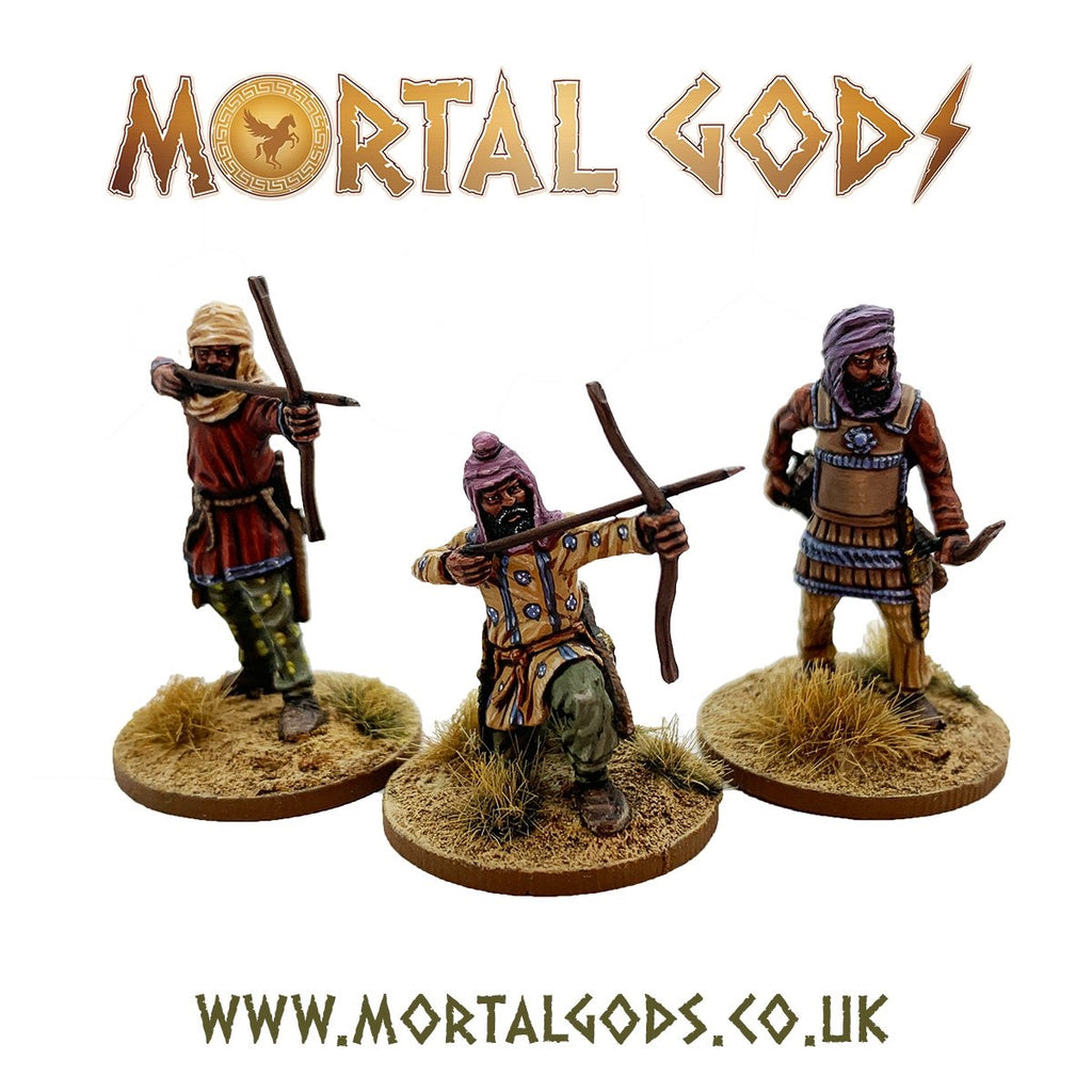 Mortal Gods Persian Archers