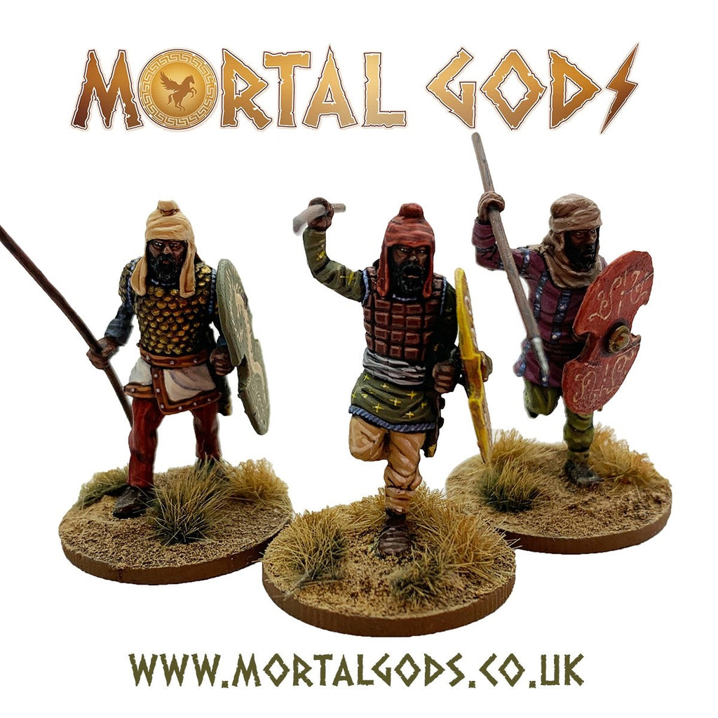 Mortal Gods Persian Spearmen