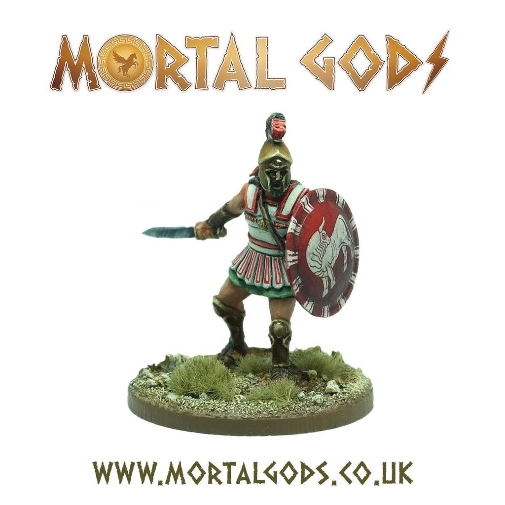 Mortal Gods Medium Promachos 1