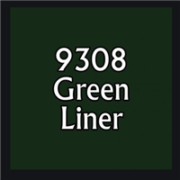 Reaper Master Series Paints: Green Liner