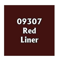 Reaper Master Series Paints: Red Liner
