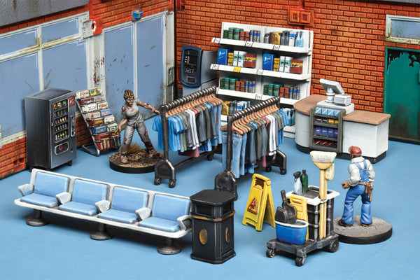Terrain Crates: Mini Mart