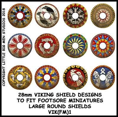 Viking Shield transfers VIK(FM)1