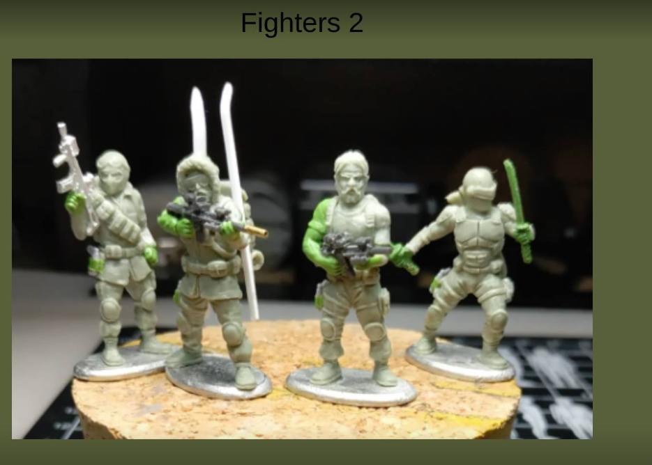 28mm Fighters 2