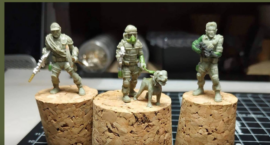 28mm Fighters 3