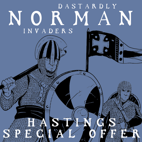 Dastardly Norman Invaders deal