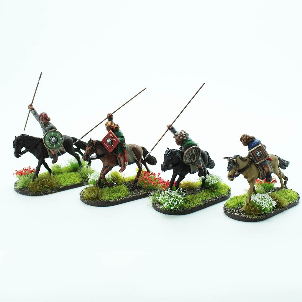 28mm Pict/Scots Cavalry #1