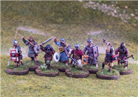 28mm Pict/Scots Nobles