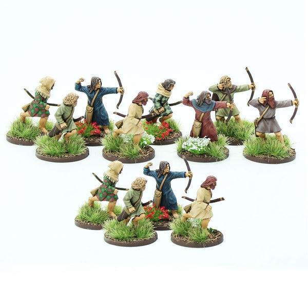 28mm  Pict/Scots Archers 1 point