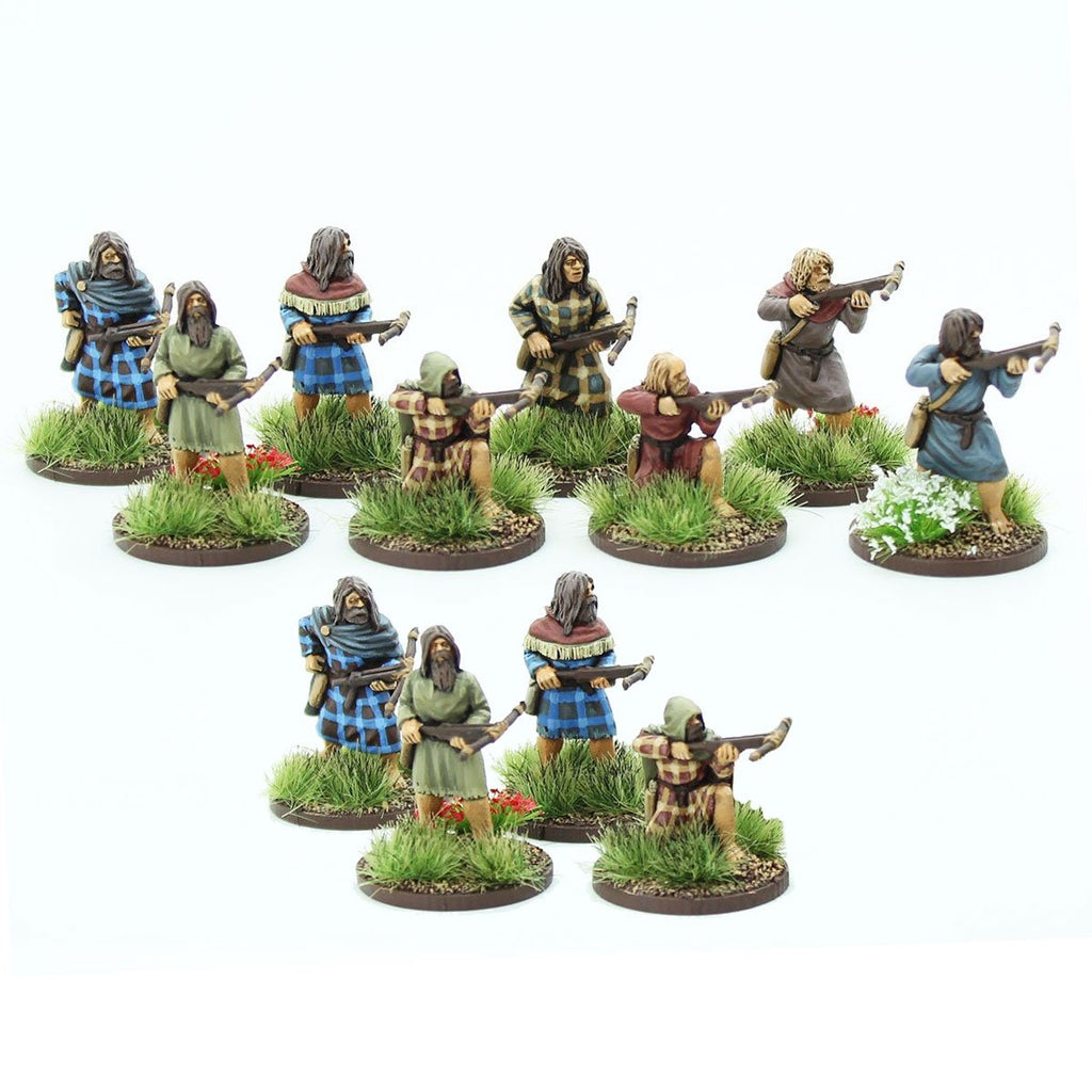 28mm  Pict/Scots Hunters 1 point