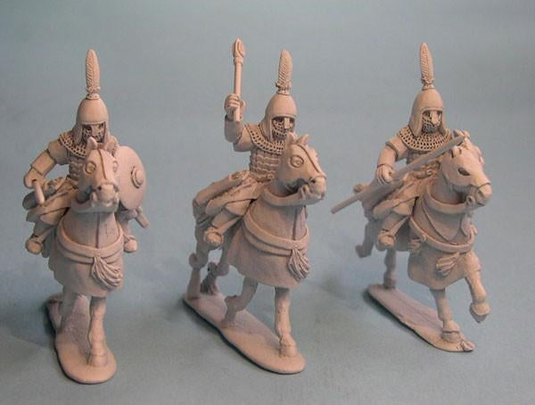 28mm Royal Ghulams