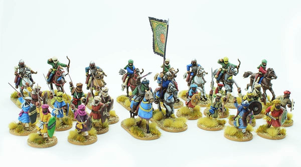 28mm Saracen Skirmish Warband for Saga