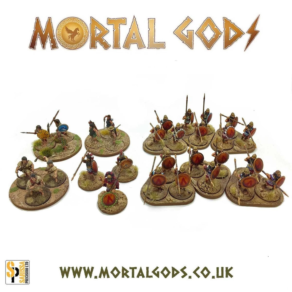 28mm Mortal Gods Basing Set