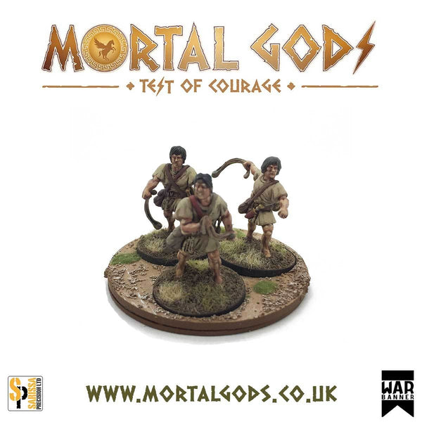 28mm Mortal Gods Skirmish Group Base Set