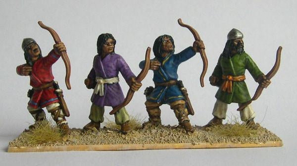 28mm Daylami Archers