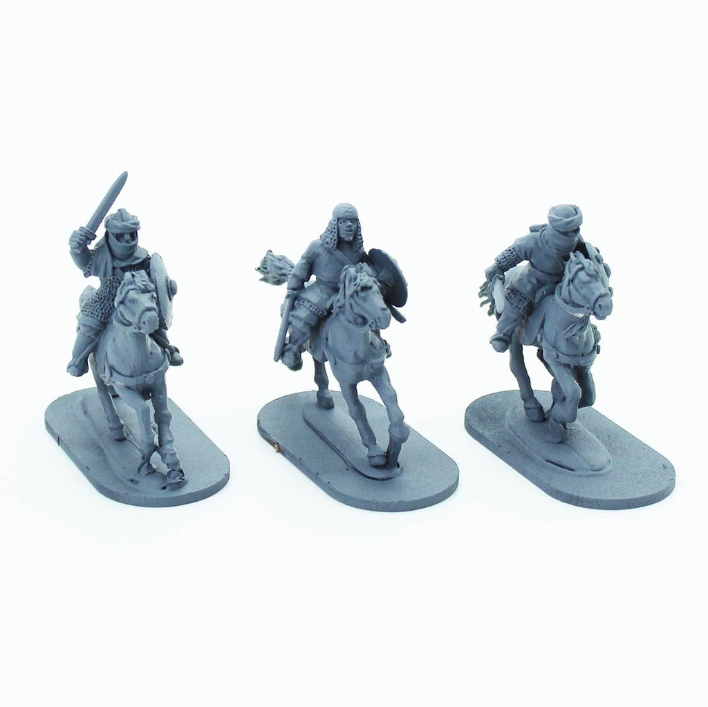 28mm Arab Heavy Cavalry #2