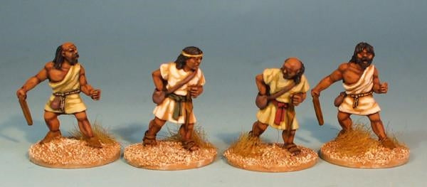 28mm Arab Tribal Slingers