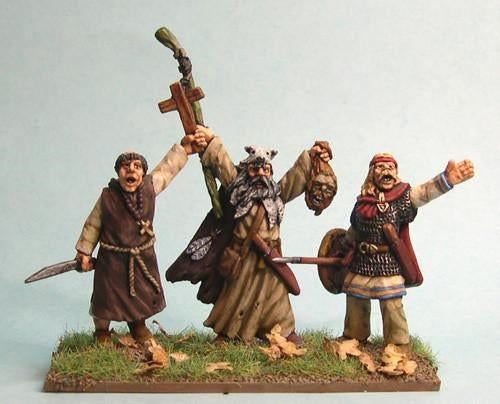 28mm Early Saxon Characters