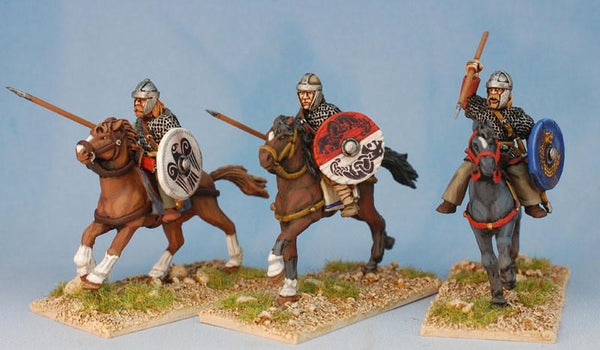 28mm Goth Heavy Cavalry