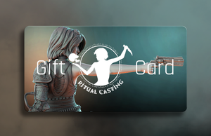 Ritual Casting Gift Card