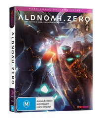 ALDNOAH.ZERO: PART FOUR (BLU-RAY)
