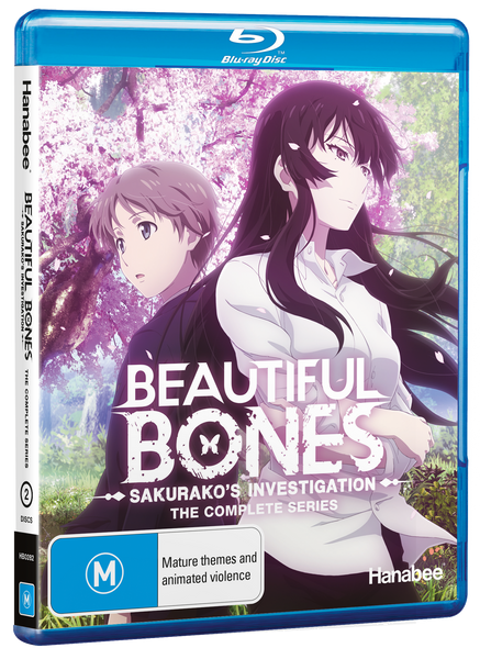 BEAUTIFUL BONES SAKURAKO'S INVESTIGATION (BLU-RAY)