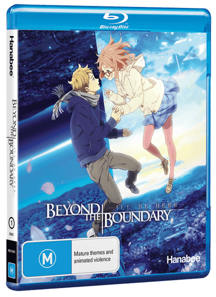 BEYOND THE BOUNDARY ~I'LL BE HERE~ (BLU-RAY)