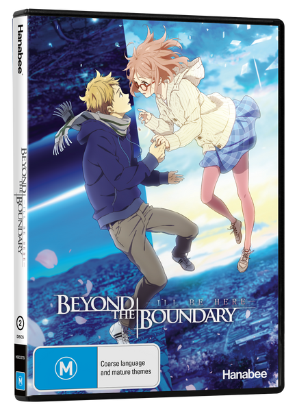 BEYOND THE BOUNDARY ~I'LL BE HERE~