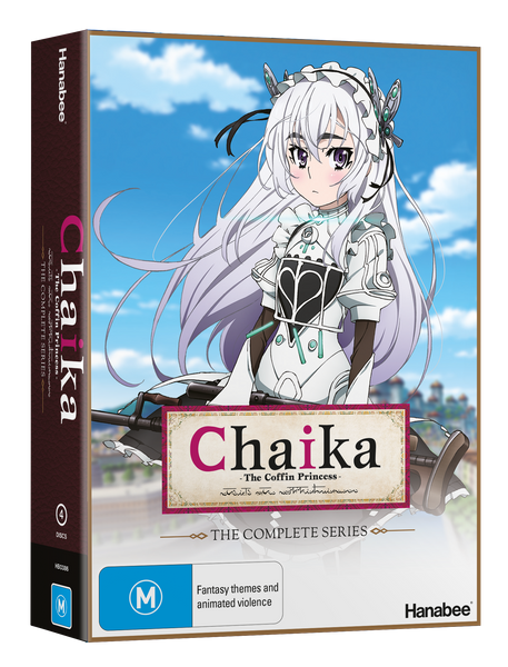 BOXSET: CHAIKA THE COFFIN PRINCESS