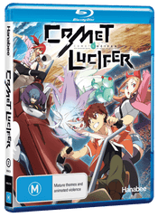 COMET LUCIFER COMPLETE COLLECTION (BLU-RAY)