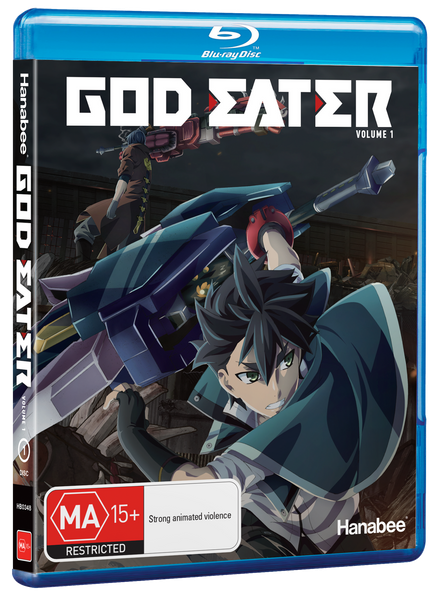 GOD EATER - VOLUME 1 (BLU-RAY)