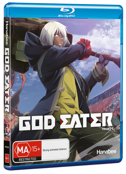 GOD EATER - VOLUME 2 (BLU-RAY)