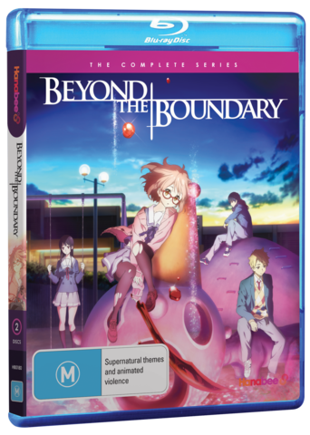 BEYOND THE BOUNDARY (BLU-RAY)