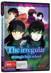 IRREGULAR AT MAGIC HIGH SCHOOL - PART 2