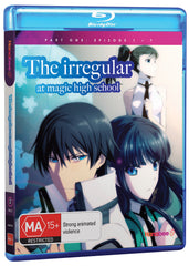 IRREGULAR AT MAGIC HIGH SCHOOL - PART 1 (BLU-RAY)