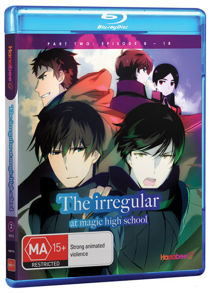 IRREGULAR AT MAGIC HIGH SCHOOL - PART 2 (BLU-RAY)