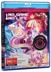 NO GAME, NO LIFE (BLU-RAY)