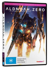 ALDNOAH.ZERO: PART 1