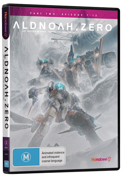 ALDNOAH.ZERO: PART TWO