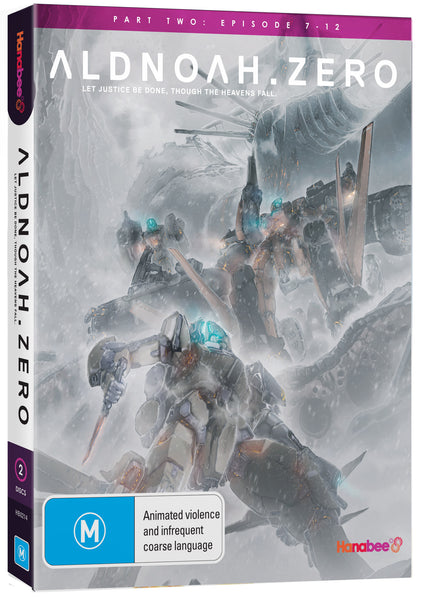 ALDNOAH.ZERO: PART 2 (BLU-RAY)