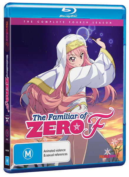 FAMILIAR OF ZERO - SEASON 4 (BLU-RAY)