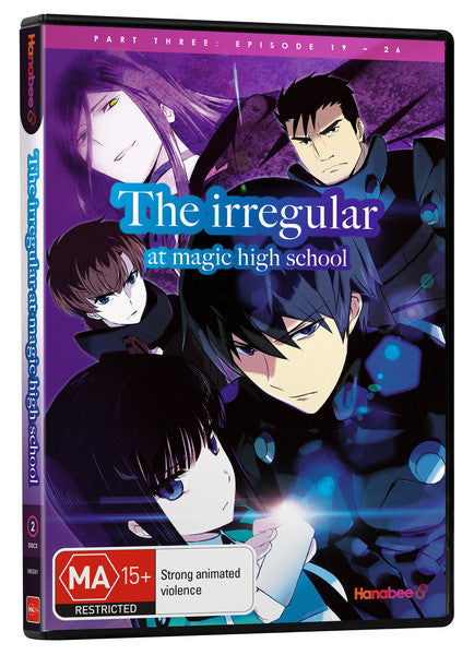 IRREGULAR AT MAGIC HIGH SCHOOL - PART 3